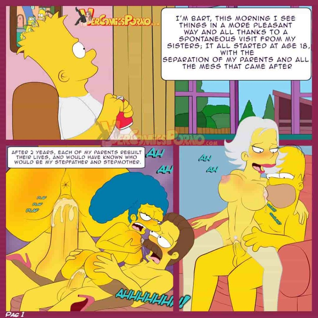 simpsons hentai comics