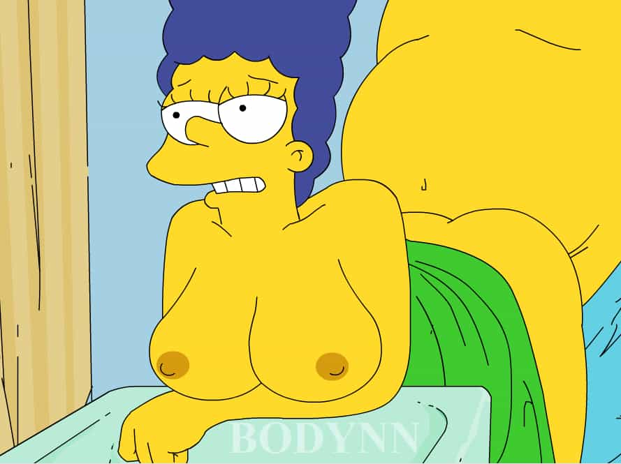 Marge Simpson SEX