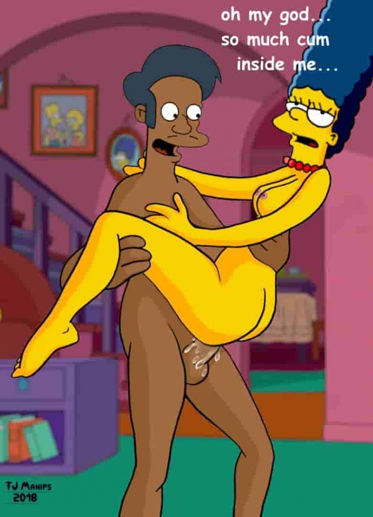 The simpsons bart and lisa porn