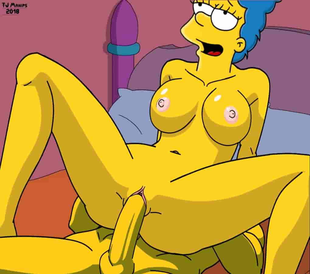 simpsons hentai