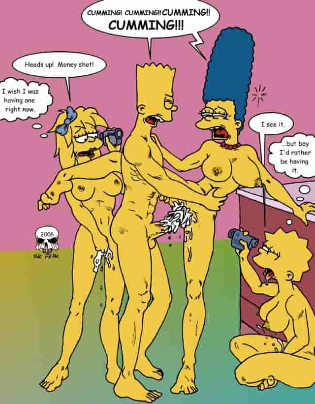the simpsons porn lisa