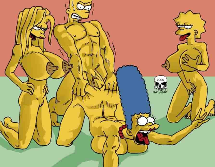 the simpsonsxxx