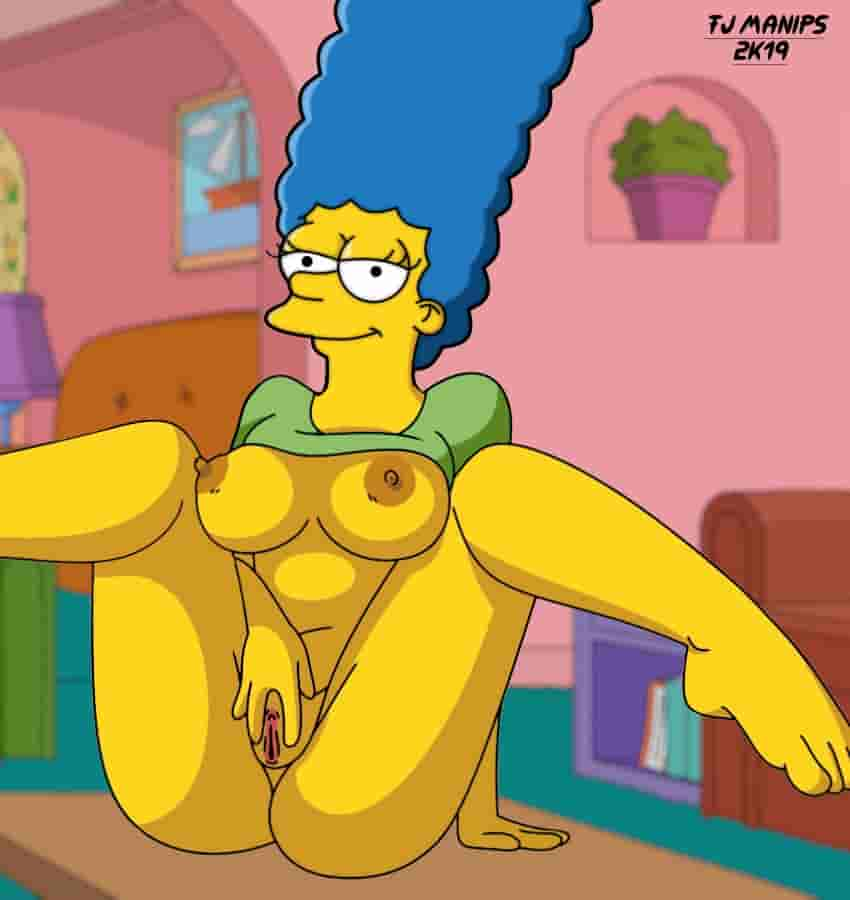 the simpsons hentai